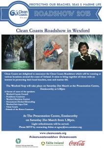 Wexford lean Coasts Roadshow March 2015